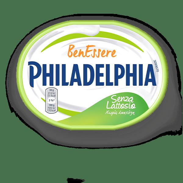 philadelphia-χωρίς-λακτόζη