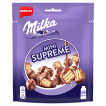 Milka mini Suprême 110gg