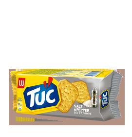 TUC crackers Sel et Poivre