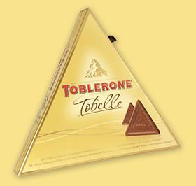 TOBLERONE Tobelle