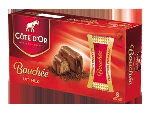 Chocolat Bouchées Lait Côte d'Or