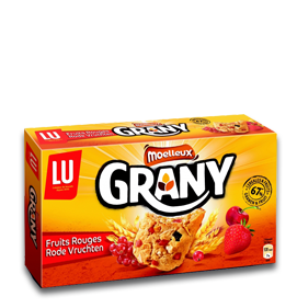 Grany Moelleux Fruits Rouges