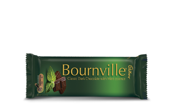 Cadbury Bournville With Mint Essence