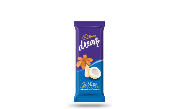Cadbury Dream Almonds & Coconut