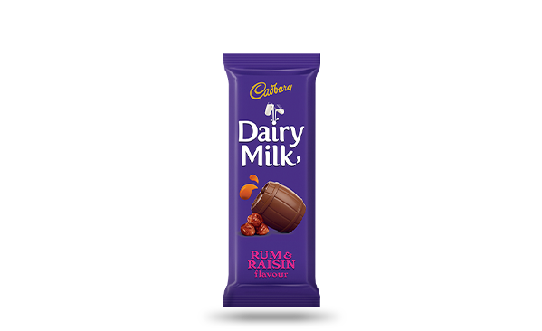 Cadbury Dairy Milk Rum & Raisin
