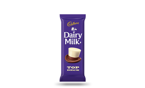 Cadbury Dairy Milk Top Deck