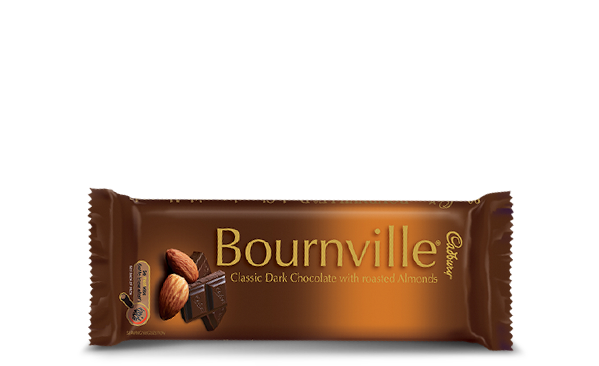 Cadbury Bournville With Roasted Almonds