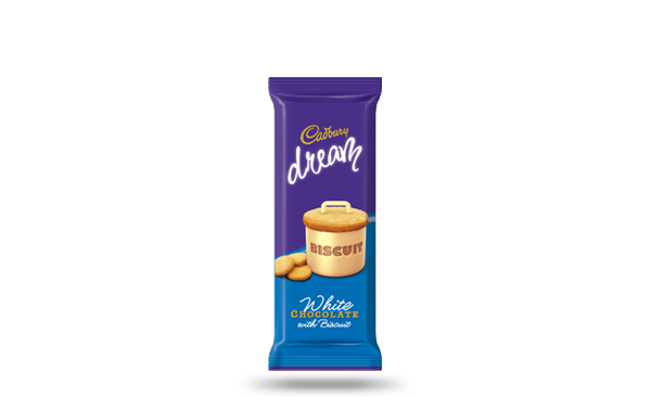 Cadbury Dream Biscuits