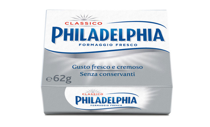 Philadelphia Classico 62 g