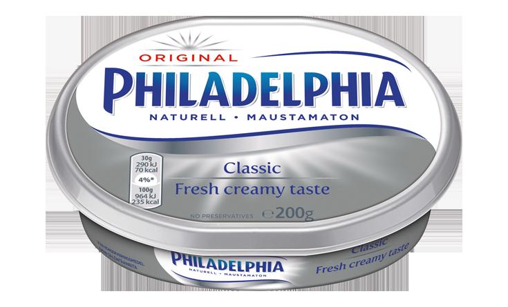 Philadelphia Original (Naturell) 200g
