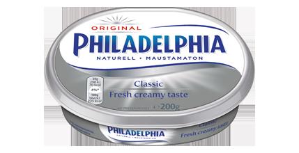 Philadelphia Classic Naturell 200g