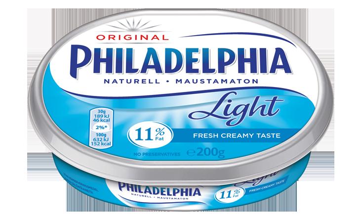 Philadelphia Light Naturell 200g
