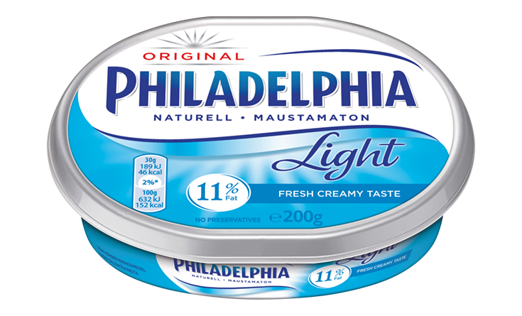 Philadelphia Naturel Light 200g