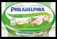Philadelphia Hvidløg & Urter Light 200g