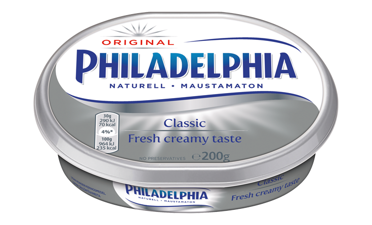 Philadelphia Original 200g