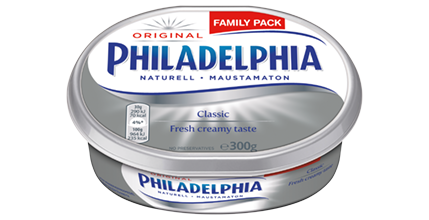 Philadelphia Original 300g
