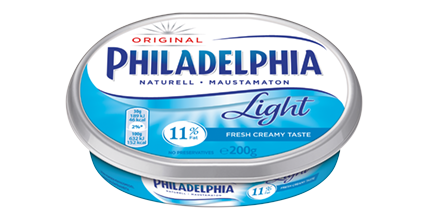 Philadelphia Original Light 200g