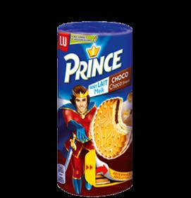 Prince fourré Goût Lait Choco