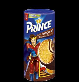 Prince Fourré Goût Chocolat