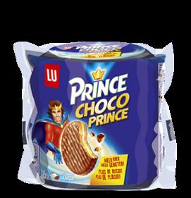 Choco Prince Vanille