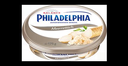 Philadelphia Meerrettich Balance