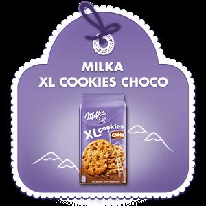 Milka XL Cookies Choco
