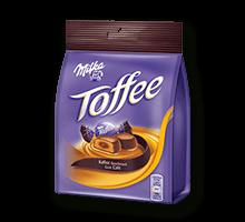 Milka Toffee Kaffee