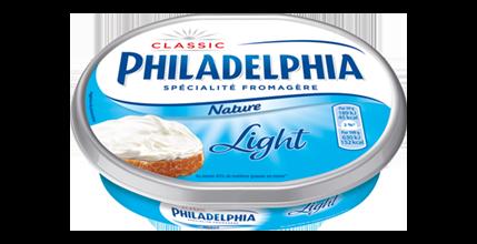 Philadelphia Light Nature 150g