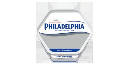 Philadelphia Doppelrahm 1,65kg