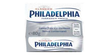 Philadelphia Classico Panetto