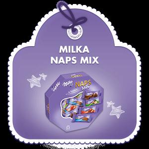 Milka Naps Mix