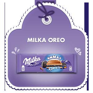 Milka Mmmax Oreo