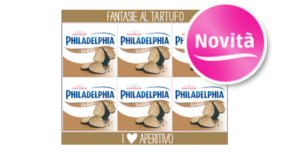 Philadelphia Fantasie Tartufo