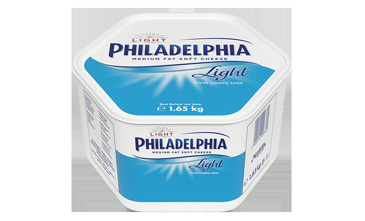 Philadelphia Light 1,65kg