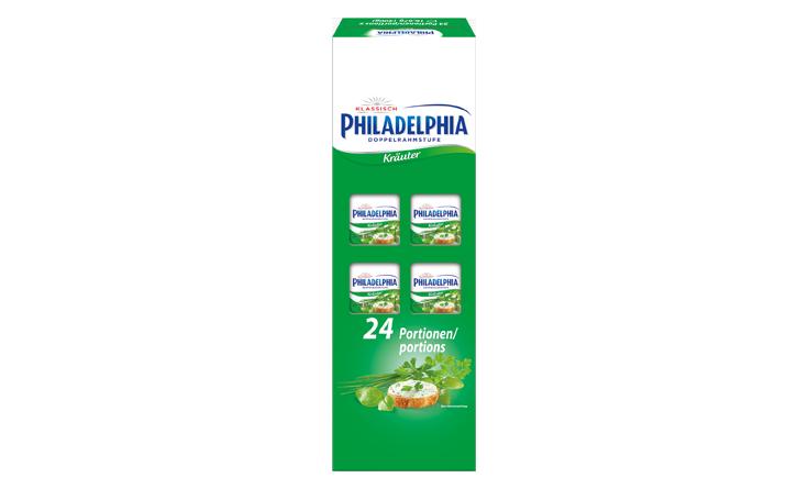 Philadelphia Original m/urter 16,7g