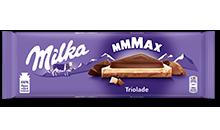 Milka Mmmax Triolade