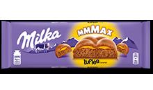 Milka Mmmax Luflée Caramel