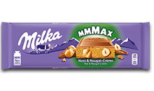 Milka Mmmax Nuss-Nougat-Crème
