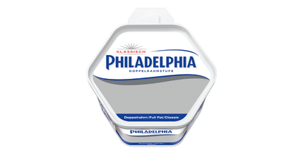 Philadelphia Original Nature 500g