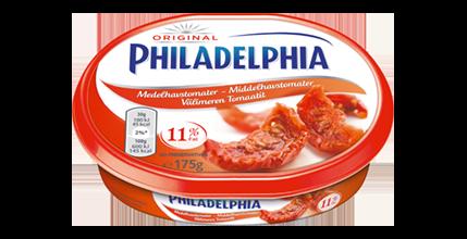 Philadelphia Middelhavstomater 175g