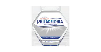 Philadelphia Klassisch Doppelrahmstufe 500g