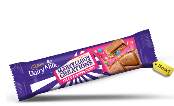 Marvellous Creations Jelly Popping Candy