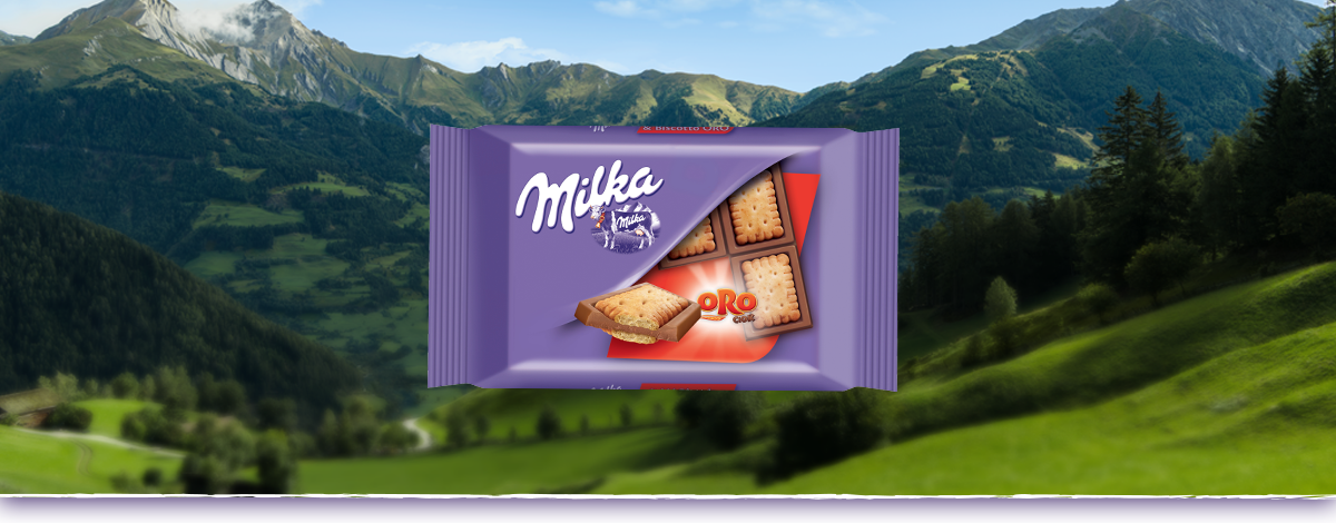 Milka Pocket Oro