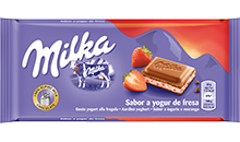 Milka Yogurt e Fragola