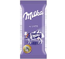 Milka Latte