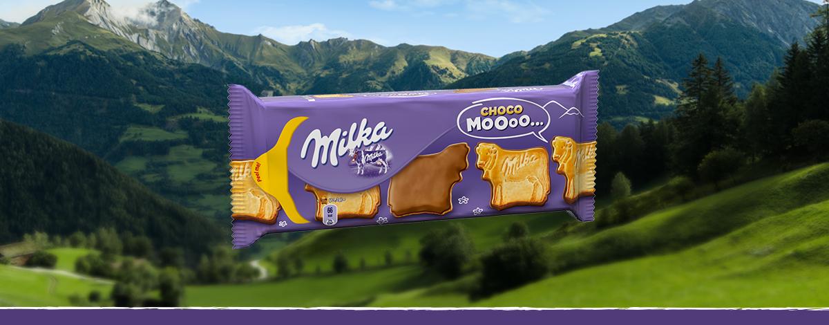 Milka Choco Moo