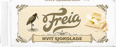 Freia Hvit Sjokolade