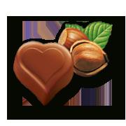 I Love Milka Nut Nougat 137.5g
