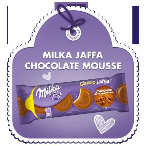 Milka Jaffa Chocolate Mousse
