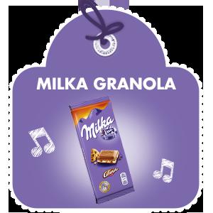 Milka Granola